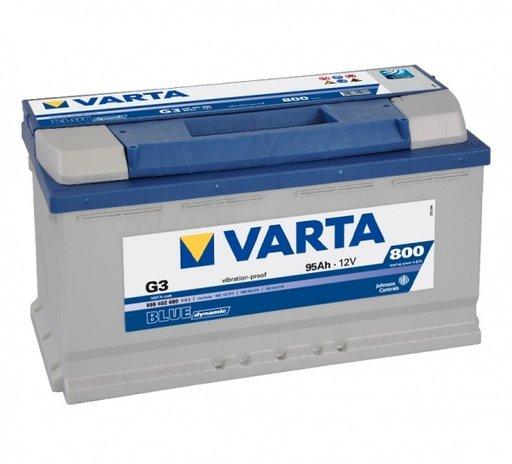 Acumulator Varta Blue Dynamic 95 Ah 595402080