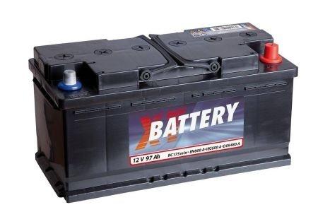 Acumulator XT BAT Classic 97ah /800a