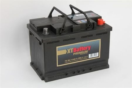 Acumulator XT BAT PREMIUM 70Ah/640 A 278x175x190