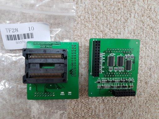 Adaptor TF28xx chip reader pentru Xhorse VVDI PROG