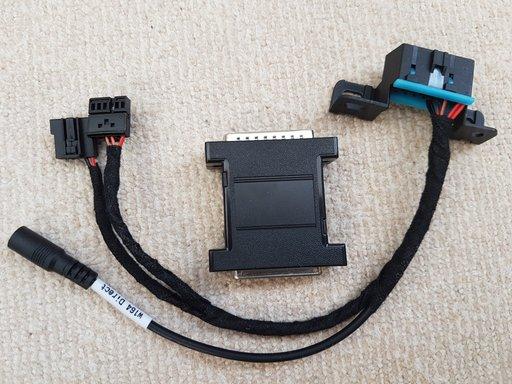 Adaptor VVDI MB Tool Power Adapter pentru VVDI Mercedes - W164 W204 W210 Data Acquisition