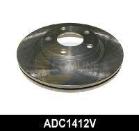 Adc1412v set comline pt audi,seat,vw 5gauri R280mm