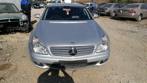 Aeroterma Mercedes CLS W219 2006 COUPE 3.0 CDI V6