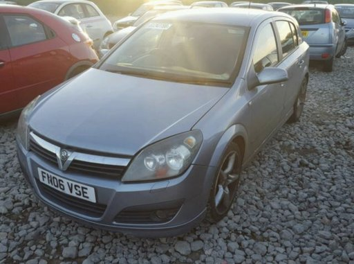 Aeroterma Opel Astra H 2006 Hatchback 1.9 CDTI