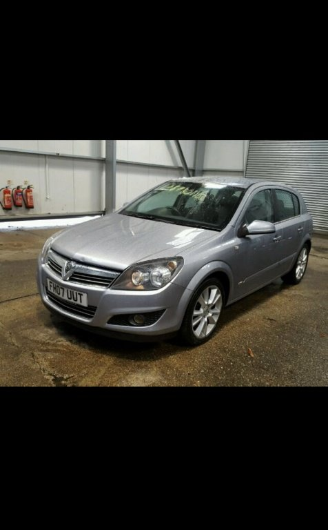 Aeroterma Opel Astra H 2007 Hatchback 1.9 CDTI