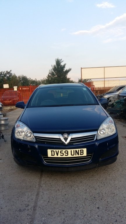 Aeroterma Opel Astra H Facelift an 2010 motor 1.7cdti 110cp cod Z17DTJ