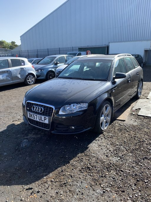 Airbag lateral Audi A4 B7 2007 Combi S-Line 2.0 TDI BRE S-Line