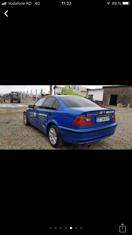 Airbag lateral BMW E46 2001 Berlina 1895