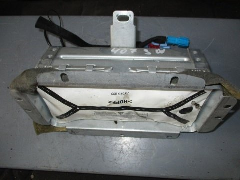 Airbag pasager cod9644588880 - Peugeot 407, an 2006
