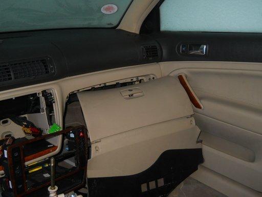 Airbag pasager cu capac vw passat 99-2005