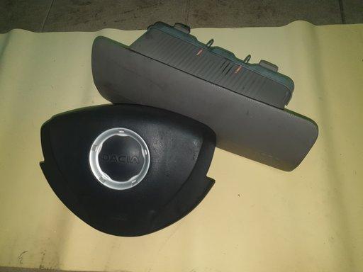 Airbag sofer pasager Dacia sandero/logan 2008-2012