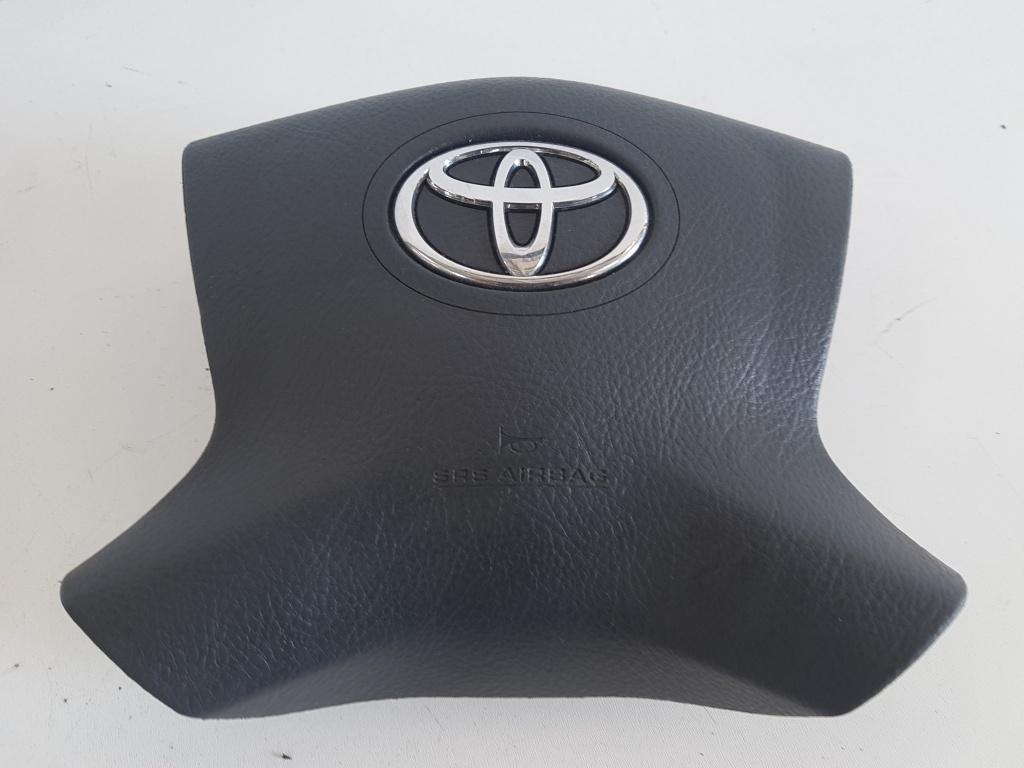 Airbag sofer Toyota Avensis T3-S D-4D 2.0 2005 Diesel