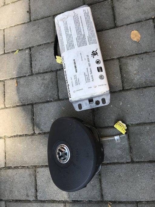 Airbag stanga 4 spite si pasager Golf 5