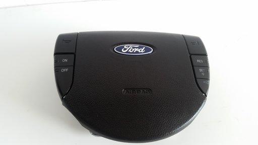 Airbag volan cu comenzi pilot automat Ford Mondeo Mk 3