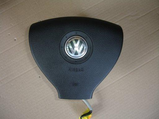 Airbag volan in 4 spite vw passat b6 an 2006-2010