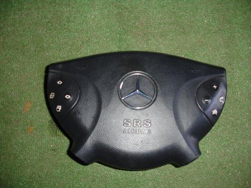 Airbag volan mercedes e class w211 2.2 cdi an 2002-2005