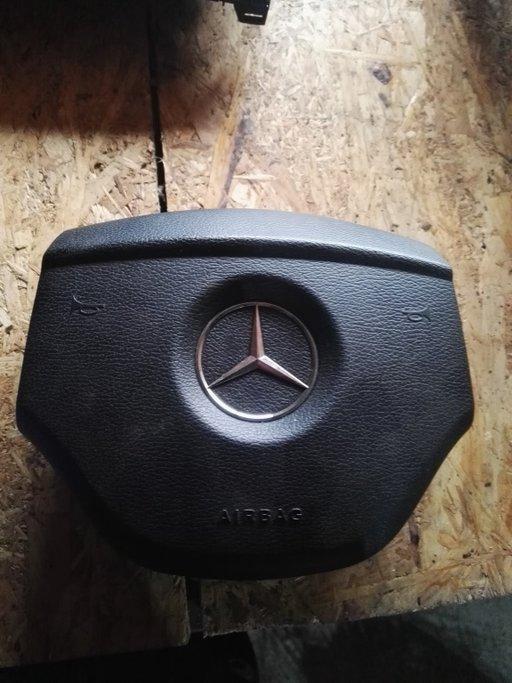 Airbag volan Mercedes ML W164 NEGRU