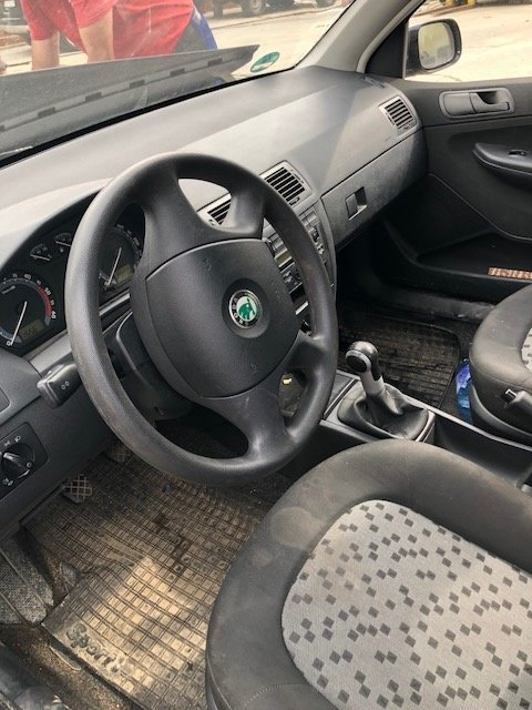 Airbag volan skoda fabia 1