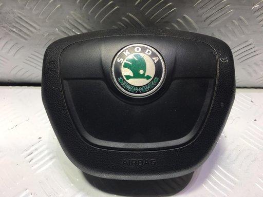 Airbag volan Skoda Fabia 2 an 2009 varianta break motor 1.2 benzina