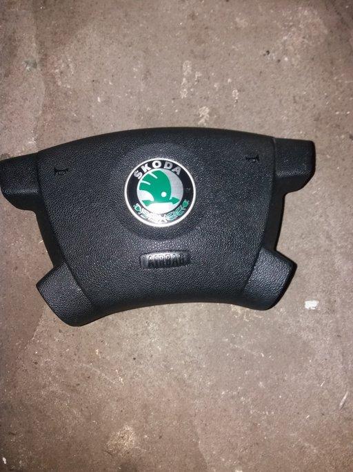Airbag volan Skoda Fabia din 2002