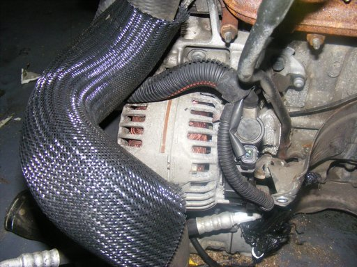 Alternator Citroen C4, 1.6 HDI, an de fabricatie 2