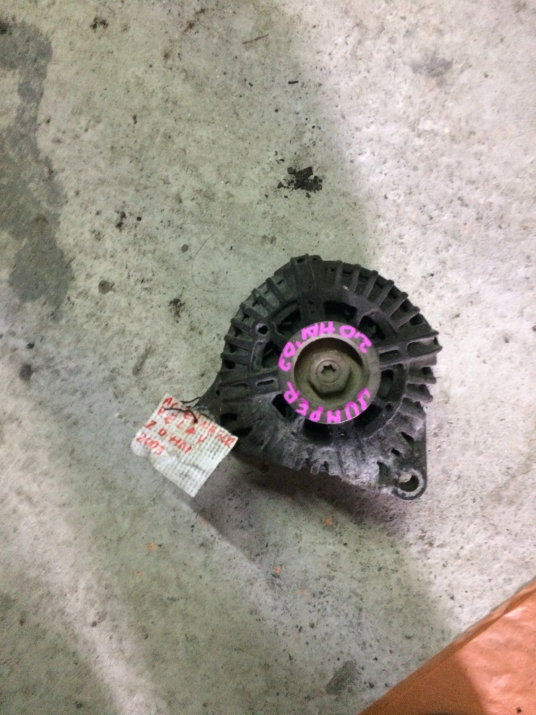 Alternator Citroen Jumper 2.0 an 2003 cod produs 9646476280