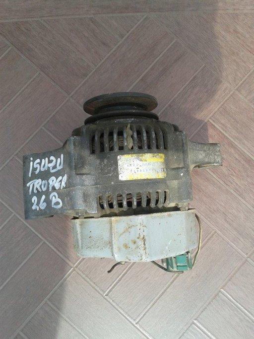 Alternator Isuzu Trooper 2.6 benzina