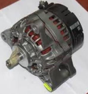 Alternator Man 55A -original Bosch 24v
