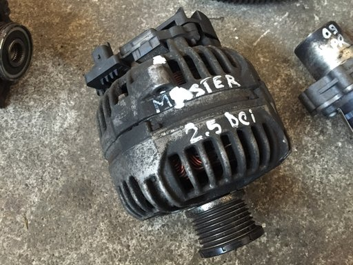Alternator Master Movano 2.5 dci din 2005
