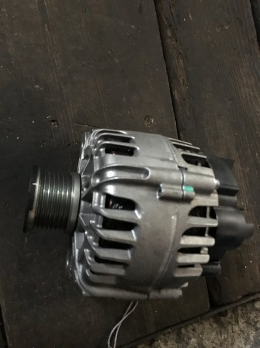 Alternator Renault Captur 1.2 cod TG12C125 2612719A VALEO