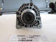 Alternator RENAULT Kangoo/Clio/Logan 2003 1.5dci tip motor K9K