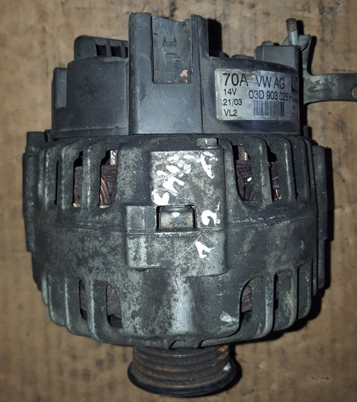 Alternator Skoda Fabia 1.2 03D903025H