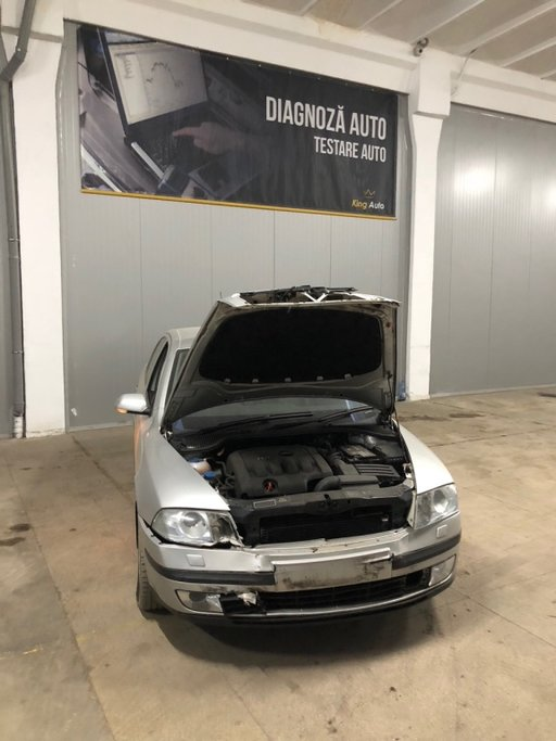 Alternator Skoda Octavia 2008 Berlina 2.0 TDI