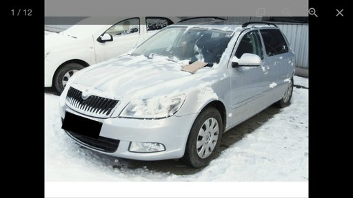 Alternator Skoda Octavia 2012 Break 1.6 tdi