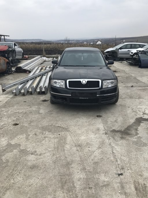 Alternator Skoda Superb 2003 libuzina 2500