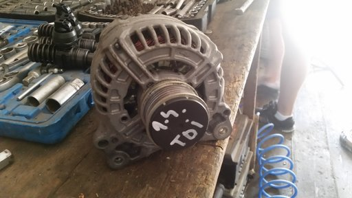 Alternator VW Polo 9N 1.4 TDI 2004 2005 2006 2007 2008