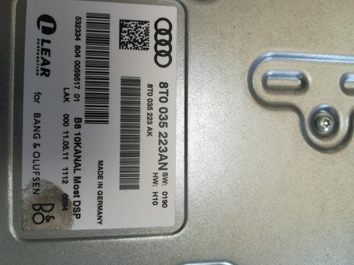 Amplificator audio Bang & Olufsen Audi A4/A5 8T0035223AN / 8T0035223AK