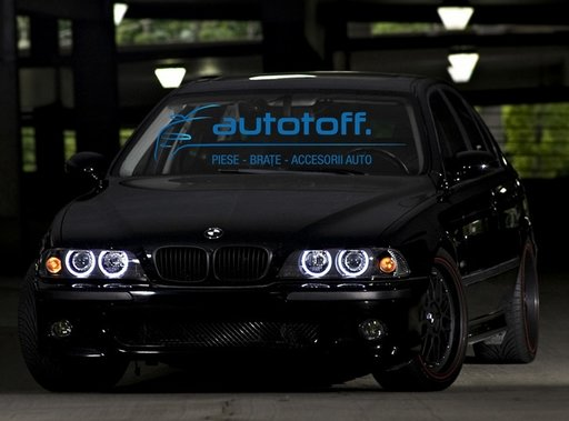 ANGEL EYES BMW E39 seria 5 putere 90watts !