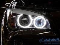 ANGEL EYES BMW X1 E84 putere 120watts ! SUPER BRIGHT