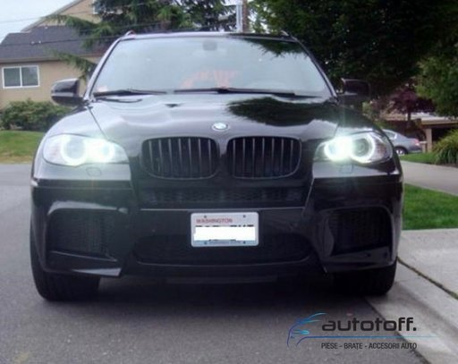 ANGEL EYES BMW X6 120watts - LED MARKER BMW X6 E71