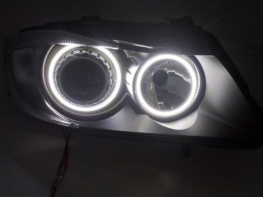 Angel Eyes Smd 219 Lei/Kit BMW E30 E36 E38 E39 E46 Z4