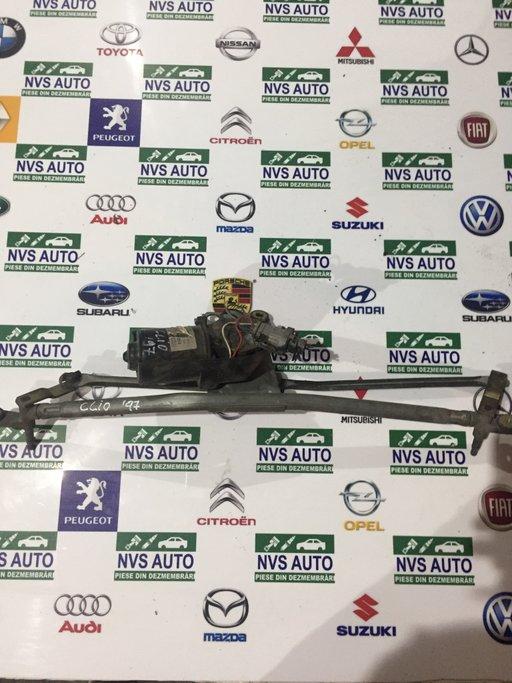 Ansamblu stergatoare complet cu motoras Renault clio din 1997