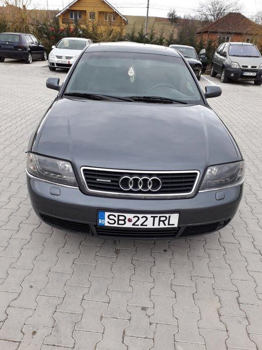 Ansamblu stergatoare cu motoras Audi A6 4B C5 2001 berlina 2.5 tdi