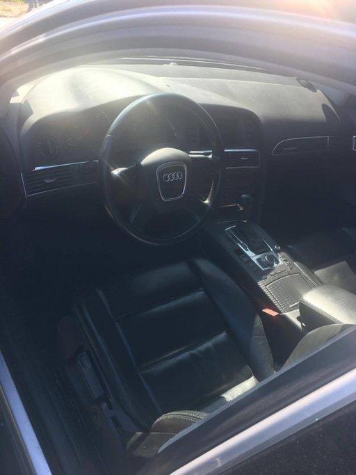 Ansamblu stergatoare cu motoras Audi A6 4F C6 2005 limuzina 2996