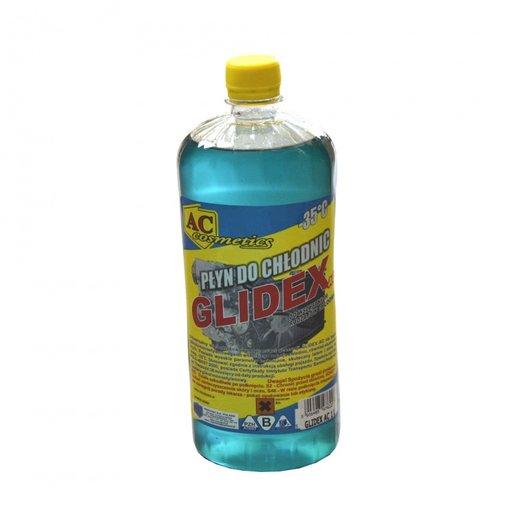 Antigel concentrat Glidex G11 albastru 1 litru AutoLux