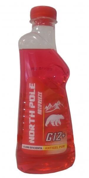 Antigel G12+ roz/rosu (3 litri)