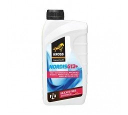 Antigel violet g12 plus - KROSS Nordis - 1l