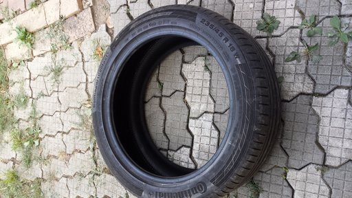 Anvelopa Continental Self Sealing 235/45R18 W