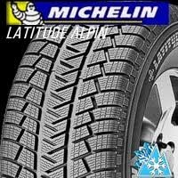 Anvelopa iarna 4X4 MICHELIN LATITUDE ALPIN GRNX 235/55R18 100H