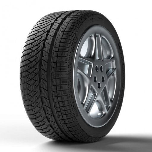 Anvelopa MICHELIN PILOT ALPIN PA4 235/55/R17 IARNA